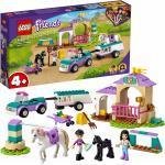 41441 - LEGO Friends Lovasiskola és utánfutó