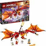 71753 - LEGO Ninjago™ Tűzsárkány támadás