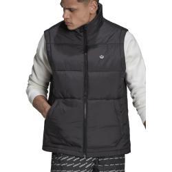 Férfi Fekete adidas Adidas Originals Mellény dzsekik
