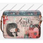 Anekke India nõi laptoptáska/válltáska/üzleti táska, 38X4X29 cm (28877-20)
