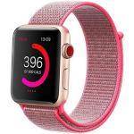 Apple Watch tépõzáras szíj - rózsaszín - 42 mm/44 mm