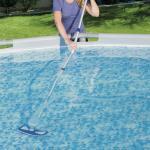 Bestway AquaClean Flowclear medencetisztító készlet