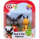 Bing és barátai 2 darabos műanyag (Bing és Flop)