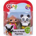 Bing és barátai 2 darabos műanyag (Sula és Pando)