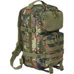 Brandit férfi terepmintás hátizsák medium 45x24x26cm (25l) - zöldes barna