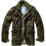 Brandit M65 Katonai kabát Voyager Wool