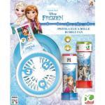 Buborékfújó Bubble Fan nagy Frozen