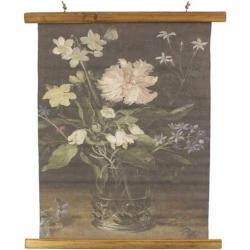Canvas Vintage virágok kép, 50x60cm