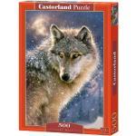 Castorland 500 db-os puzzle - Magányos farkas (B-52431)