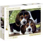 Clementoni 500 db-os puzzle - Egymáshoz közel (30289)