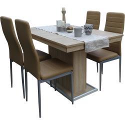 Coleta étkezõ Flóra asztallal (4 személyes)