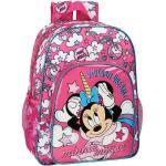 Disney Minnie iskolatáska unikornis