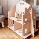 Doll House fa babaház - Dekornik