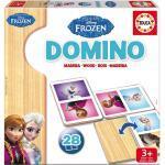 Educa Disney Jégvarázs fa dominó, 28 darabos