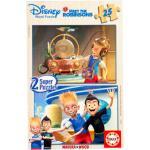 Educa Disney Robinson fa puzzle, 2x25 darabos