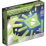 Geomag Glow Foszforeszkáló, 30 darabos