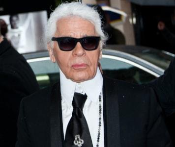 Karl Lagerfeld önéletrajza