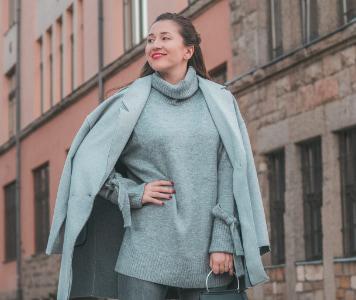 StyledbyCsillu: így viseld stílusosan a szürkét | Shopalike.hu