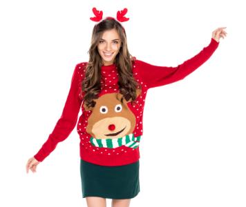 Csúnya pulóverek karácsonyra