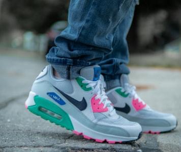 10 trendi ronda Nike sneaker