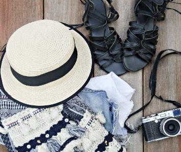 Pár napos nyári utazás kézipoggyásszal