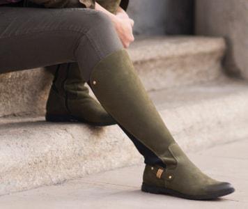 Téli cipők terepek szerint