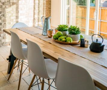 Ebédlő bútorok gyorsan és könnyen