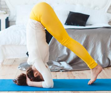 Kényelmes és divatos jógaruházat