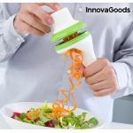 InnovaGoods 3 az 1-ben Spirális Zöldségvágó MOST 13252 HELYETT 3324 Ft-ért