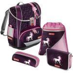 Iskolatáska LIGHT SET 2, Step by Step Unicorn egyszarvú szett 4 részes + Stabilo toll és szállítás ingyenes