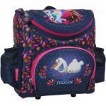 Jégvarázs hátizsák, merev falú, ovis, 24x20x12cm, KL19, sötétkék