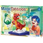 Készlet Magic Tatoos Falomir Dinoszauruszok (ES) MOST 7325 HELYETT 4698 Ft-ért