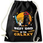 Legjobb apa a galaxisban egy fiú Pamut Tornazsák - Legjobb apa a galaxisban egy fiú apáknak apák napja