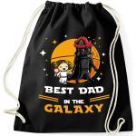 Legjobb apa a galaxisban egy lány Pamut Tornazsák - Legjobb apa a galaxisban egy lány apáknak apák napja