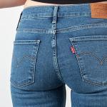 Levi's® 710 Innovation Super Skinny Jeans Medium Blue