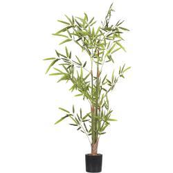 Műnövény Virágcserépben 100 cm BAMBOO