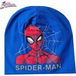 Marvel Pókember átmeneti pamut sapka közép kék 4-6 év