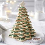 Mézeskalács karácsonyfa kiszúró szett