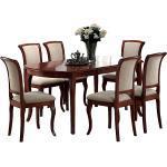 MLN-MOB Fa étkezõasztal székekkel