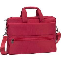 Notebook táska, 15,6, RIVACASE Tiergarten 8630, piros (NTRT8630R)