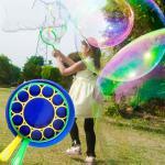 Óriás buborékfújók