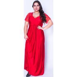 Női Piros Maxi ruhák