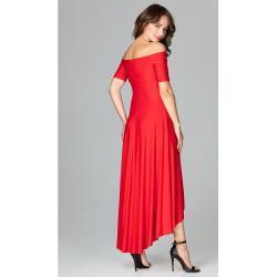 Piros ruha K485
