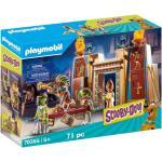 Playmobil - Scooby-Doo - Kaland Egyiptomban játékszett