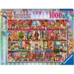 Ravensburger 1000 db-os puzzle - A legnagyobb show, Aimee Stewart (15254)