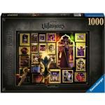 Ravensburger 1000 db-os puzzle - Disney gonoszai - Jafar (15023)