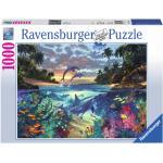 Ravensburger 1000 db-os puzzle - Korall öböl (19145)