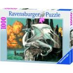 Ravensburger 1000 db-os puzzle - Sárkány (15696)