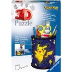 Ravensburger 54 db-os 3D puzzle - Pokémon - Pikachu tolltartó (11257)