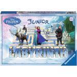 Ravensburger - Jégvarázs Junior Labirintus társasjáték (21186)